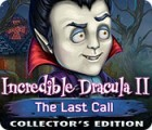 Incredible Dracula II: The Last Call Collector's Edition igra