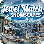 Jewel Match: Snowscapes igra