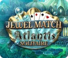 Jewel Match Solitaire Atlantis igra