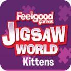 Jigsaw World Kittens igra