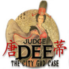 Judge Dee: The City God Case igra