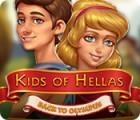 Kids of Hellas: Back to Olympus igra