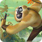 Kung Fu Panda 2 Monkey Run igra