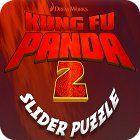 Kung Fu Panda 2 Puzzle Slider igra