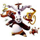 Kung Fu Panda 2 Sort My Tiles igra