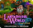 Labyrinths of the World: Fool's Gold Collector's Edition igra