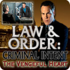 Law & Order Criminal Intent: The Vengeful Heart igra