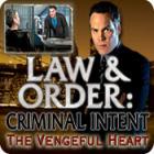 Law & Order Criminal Intent: The Vengeful Heart igra