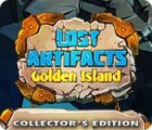 Lost Artifacts: Golden Island Collector's Edition igra