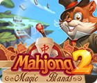 Mahjong Magic Islands 2 igra