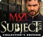 Maze: Subject 360 Collector's Edition igra