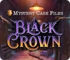 Mystery Case Files: Black Crown igra