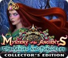 Mystery of the Ancients: The Sealed and Forgotten Collector's Edition igra