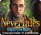 Nevertales: Forgotten Pages Collector's Edition igra