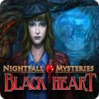 Nightfall Mysteries: Black Heart igra