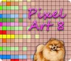 Pixel Art 8 igra