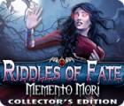 Riddles of Fate: Memento Mori Collector's Edition igra