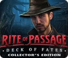 Rite of Passage: Deck of Fates Collector's Edition igra