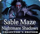 Sable Maze: Nightmare Shadows Collector's Edition igra