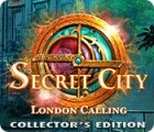 Secret City: London Calling Collector's Edition igra