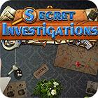 Secret Investigation igra
