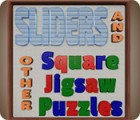 Sliders and Other Square Jigsaw Puzzles igra
