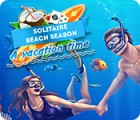 Solitaire Beach Season: A Vacation Time igra