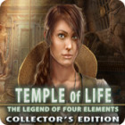 Temple of Life: The Legend of Four Elements Collector's Edition igra