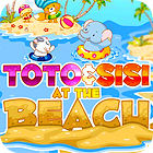 Toto and Sisi At The Beach igra