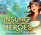 Unsung Heroes: The Golden Mask Collector's Edition igra