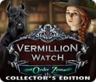 Vermillion Watch: Order Zero Collector's Edition igra