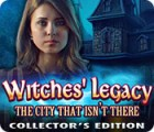 Witches' Legacy: The City That Isn't There Collector's Edition igra