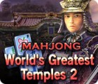 World's Greatest Temples Mahjong 2 igra