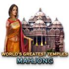 World's Greatest Temples Mahjong igra