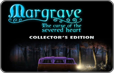 Margrave: The Curse of the Severed Heart Collector's Edition vrhunska igra