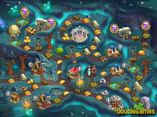 Free Download Argonauts Agency: Glove of Midas Collector's Edition Screenshot 3