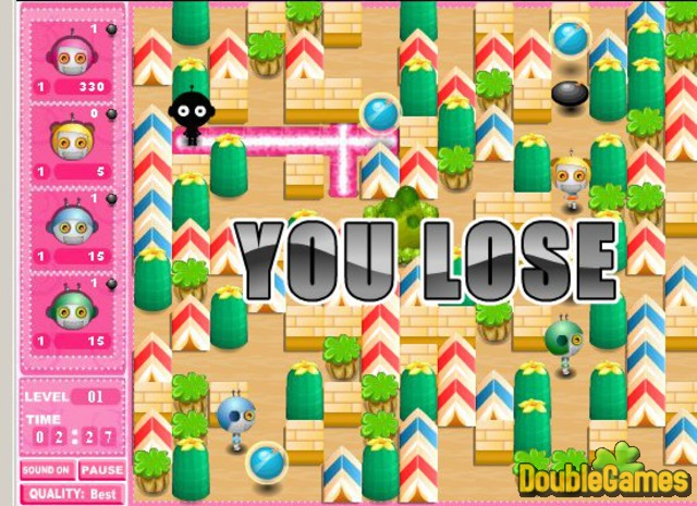 Bomb It Online Game
