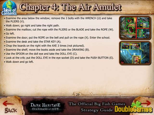 Free Download Dark Heritage: Guardians of Hope Strategy Guide Screenshot 3