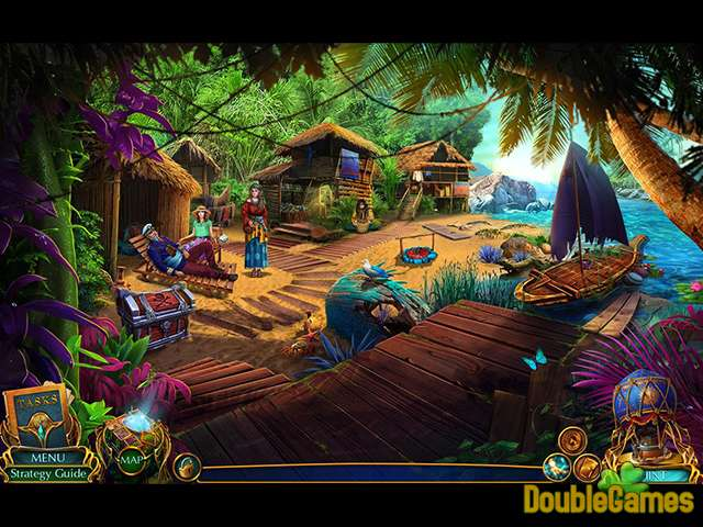 Free Download Labyrinths of the World: Hearts of the Planet Screenshot 2