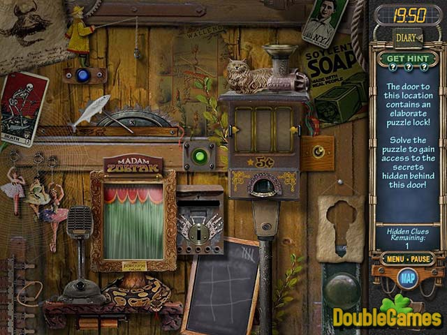 Free Download Mystery Case Files: Ravenhearst Screenshot 2