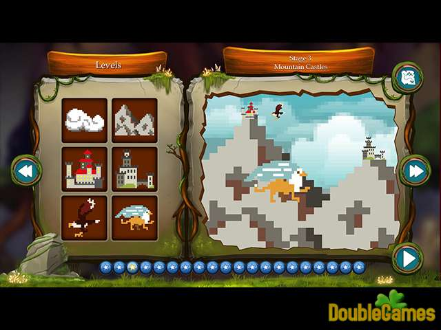 Free Download Time Twins Mosaics Tales of Avalon Screenshot 1