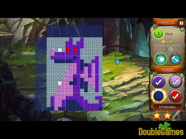Free Download Time Twins Mosaics Tales of Avalon Screenshot 3